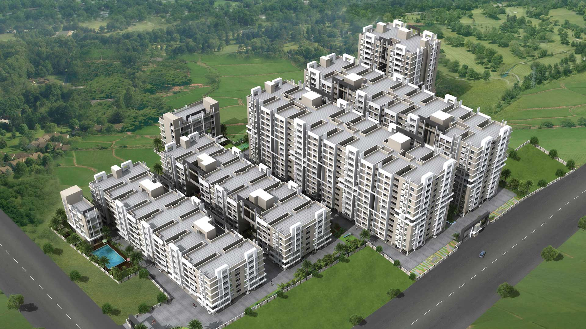 Vaisakhi Real Estate and Developers, Vaisakhi Developers